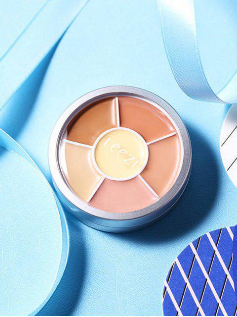 Maquillage Réparation Correcteur Blanchiment 6 Couleurs - Multi-A  Mobile
