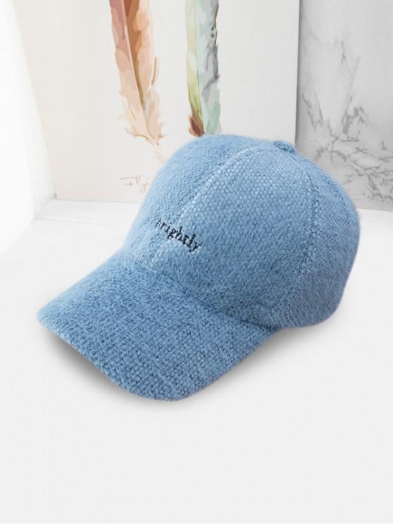 Chapeau Caractère - Bleu Koi