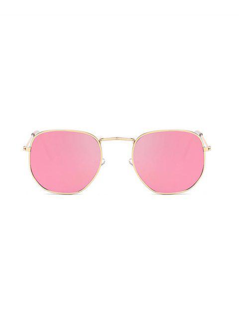 Metall-Leichtbau-Platz Sonnenbrillen - Hell-Pink  Mobile