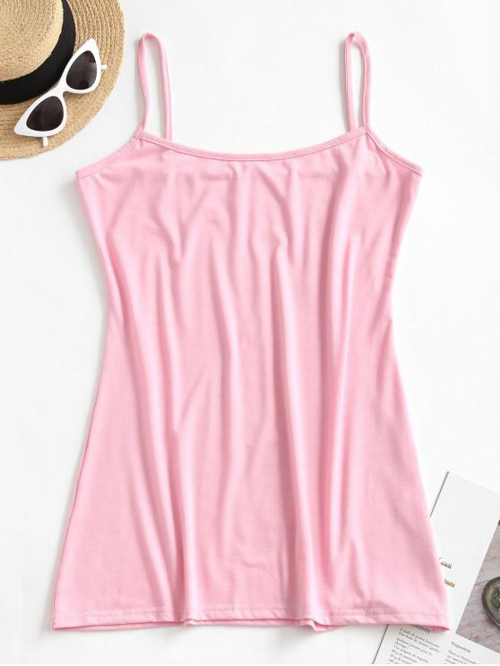 shops Bodycon Cami Mini Dress - PINK 2XL