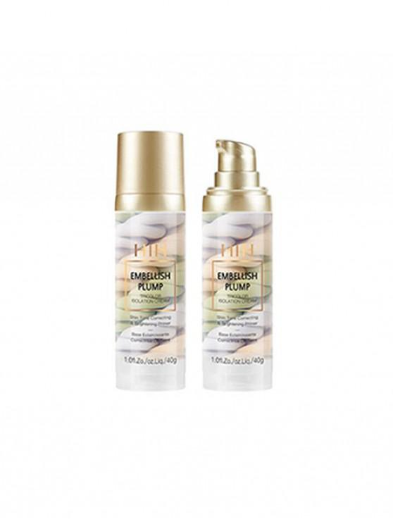 outfits Lasting Moisturising Tri-color Concealer Lotion - GOLD
