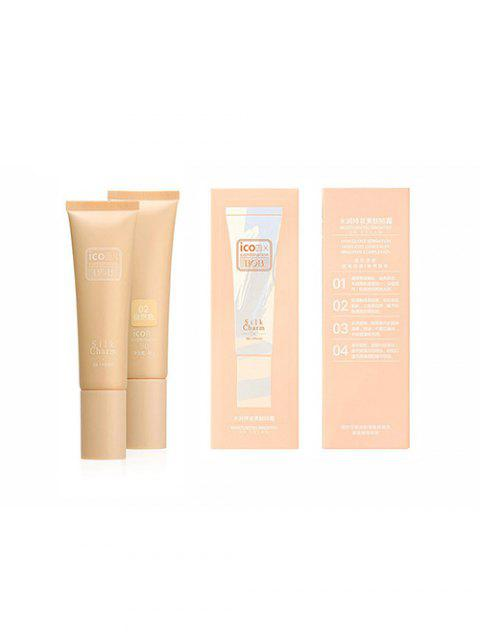 Mettez en surbrillance hydratant imperméable Sweatproof BB Cream - Blanc  Mobile