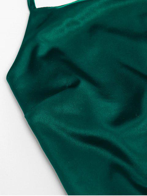 RegatasCriss Cross BacklessCortado - Verde L Mobile