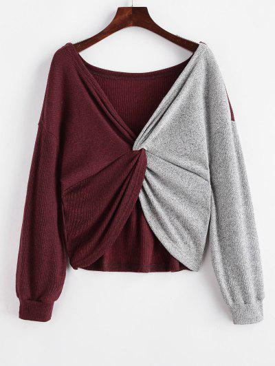 Twist Colorblock Convertible Tee - from $16.38