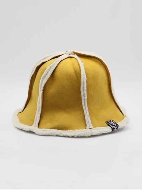 Winter Fest Fleece Fischerhut - Orange Gold  Mobile