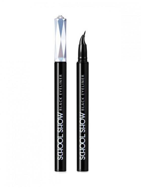 unique Waterproof One-piece Liquid Eyeliner Pen - BLACK
