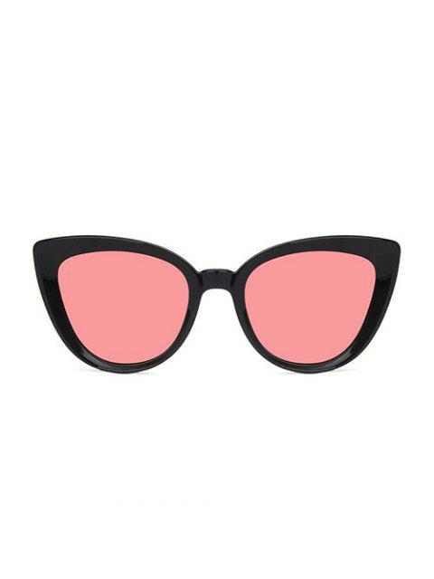 Ретро Солнцезащитные Очки Катти глаз - Светло-розовый  Mobile
