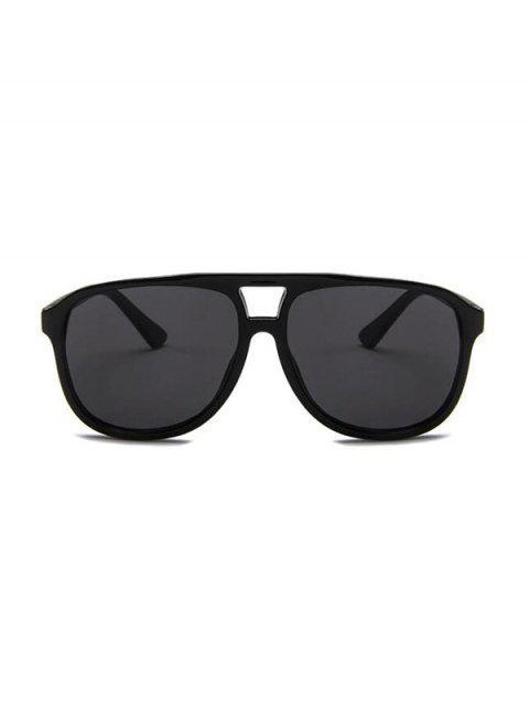 Солнцезащитные Очки Унисекс Ретро - Чёрный  Mobile