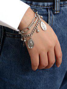 Layers Charm Bracelet