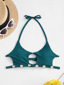 ZAFUL Bikini Top Halter con Lazo