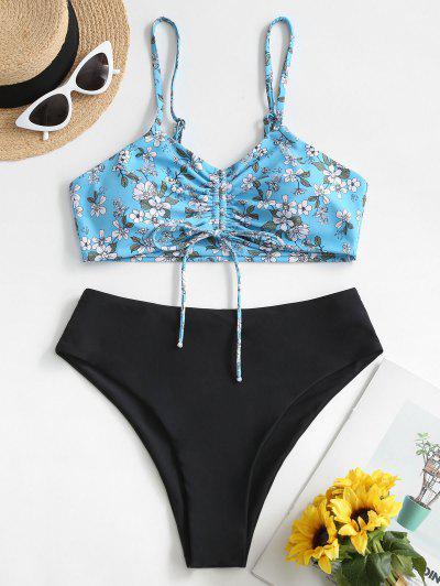 Floral Bikini Swimwear