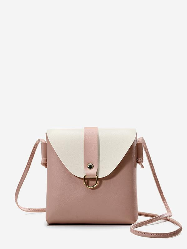 Colorblock Square Crossbody Bag thumbnail