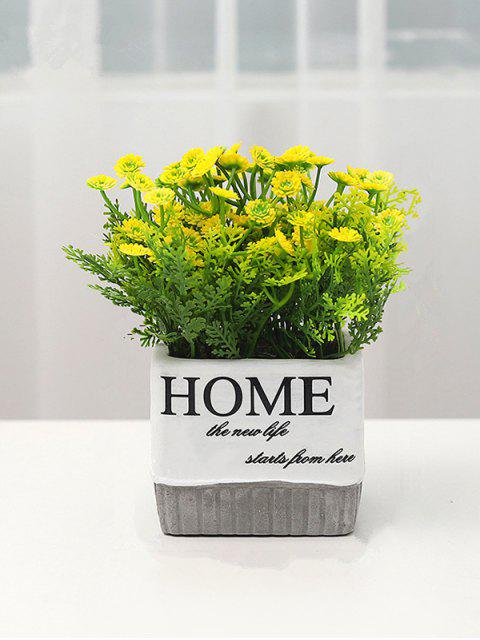 latest Home Decoration Artificial Potted Plant - MULTI-B  Mobile