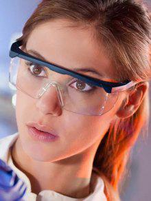 المطبخ أداة العين حامي نظارات السلامة - أسود