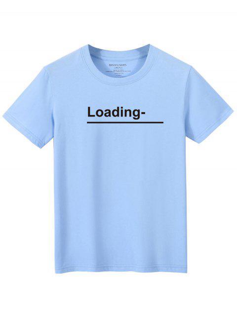 Camiseta emagrecedora de mangas longas - Azul claro XL Mobile