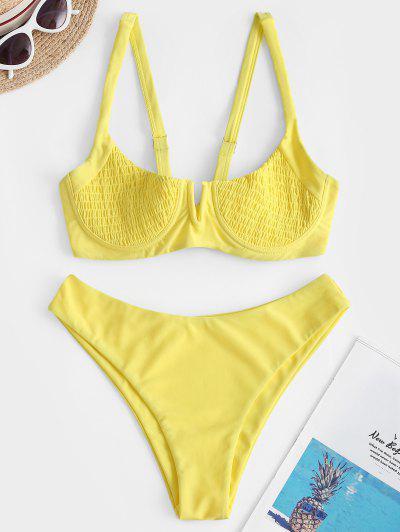 Balconette Bikini Set