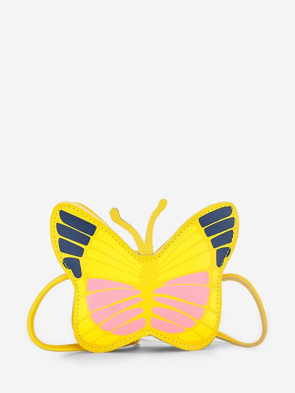 Cartoon Butterfly Crossbody Bag