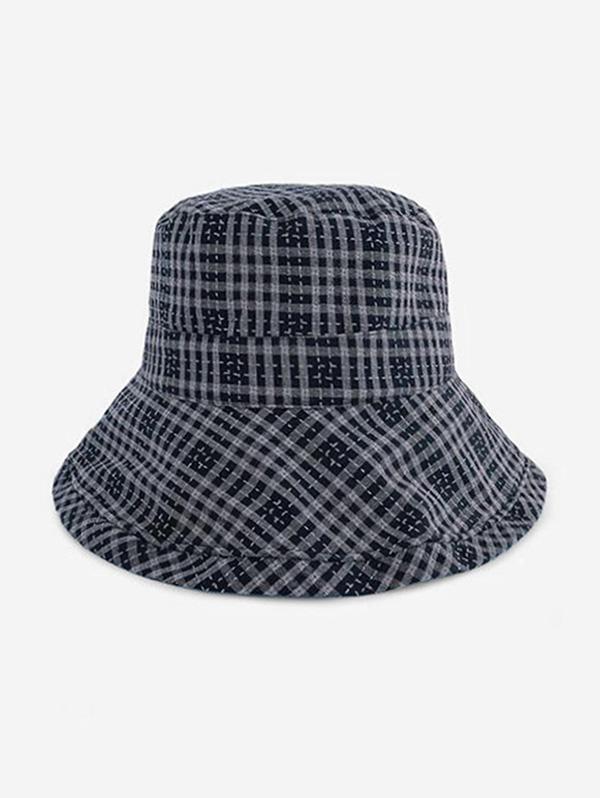 Outdoor Tartan Bucket Hat