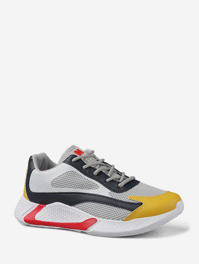 Mixed Colors Sports Shoes