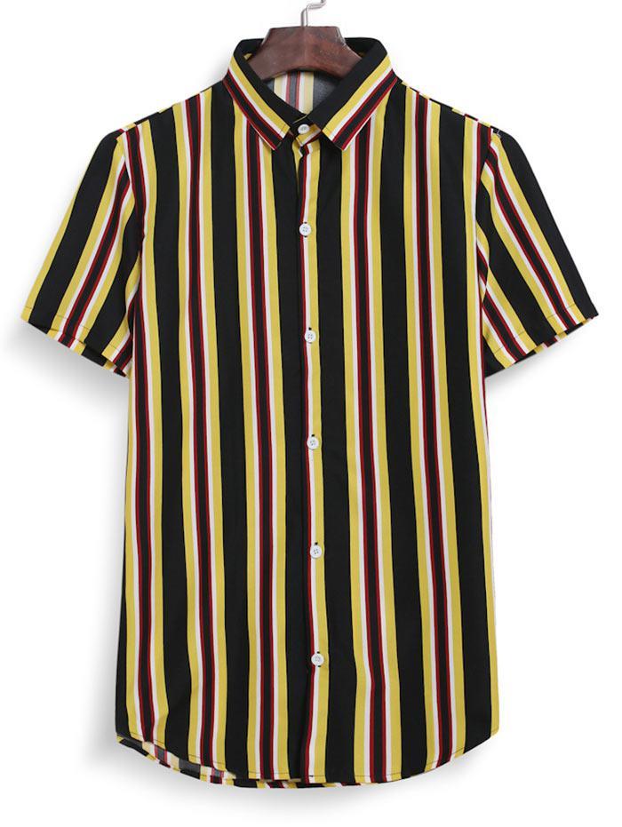 Stripes Button Down Shirt thumbnail