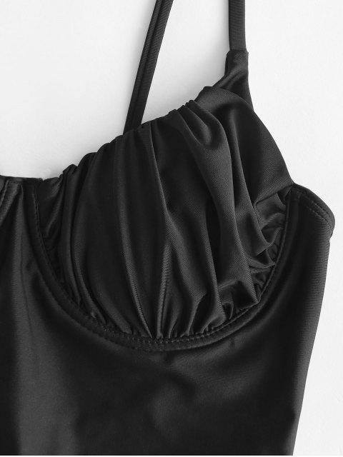 Bikini Top con Ferretto di ZAFUL - Nero L Mobile