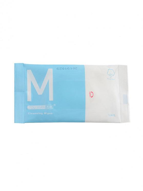 Sterilized Disposable Portable Cleaning Wipes - متعددة-A