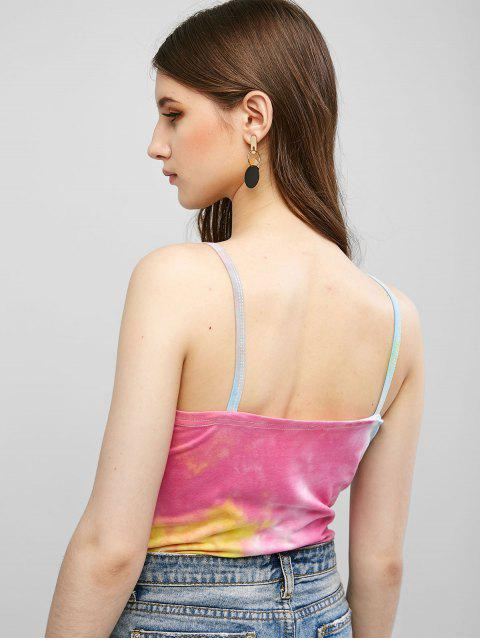 Body di Tie-Dye - Multi Colori-A S Mobile