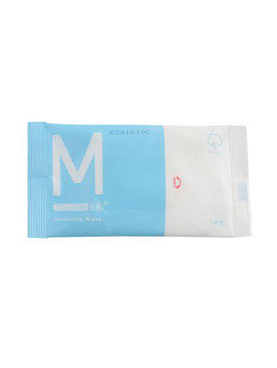 Sterilized Disposable Portable Cleaning Wipes - 멀티-a