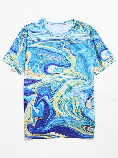 Agate Print T shirt