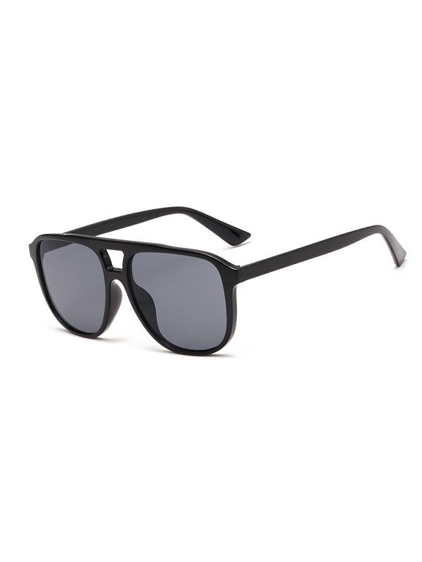Driving Square Bar Sunglasses