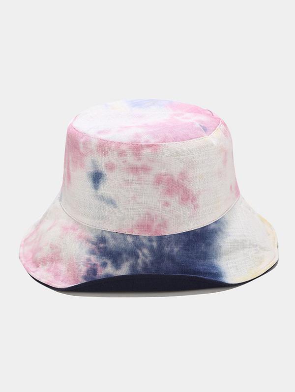 Reversible Tie-dye Bucket Hat