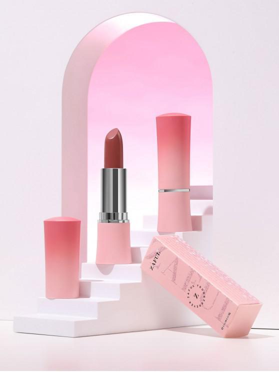 fashion ZAFUL Dusty Rose Velvet Lipstick - #009