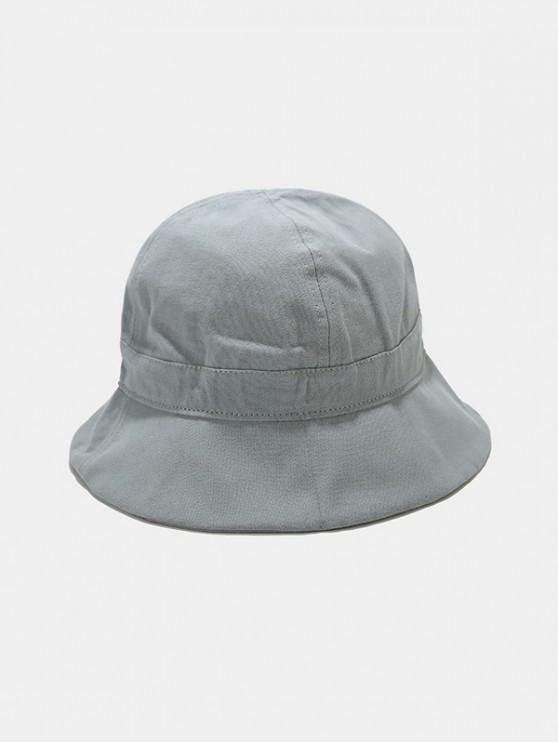 outfits Plain Sun Fisher Hat - MIST BLUE