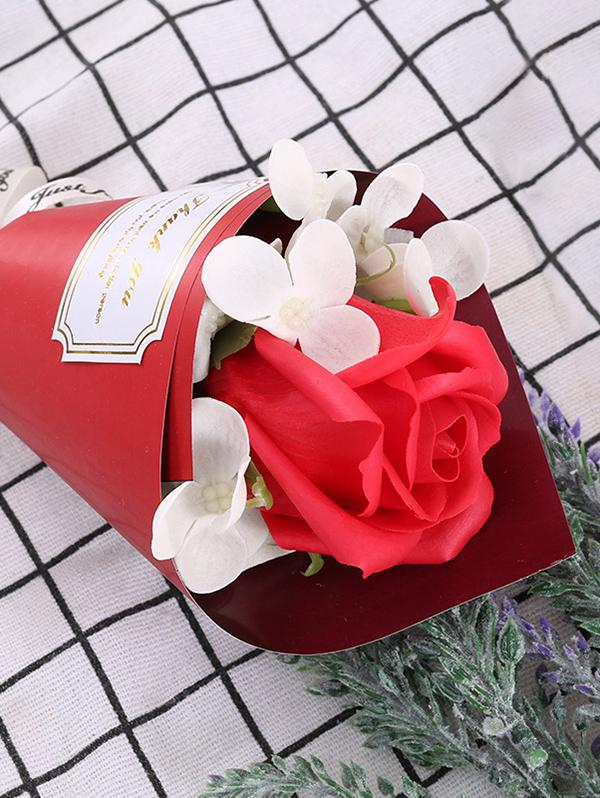 Mother's Day Gift Artificial Soap Flowers