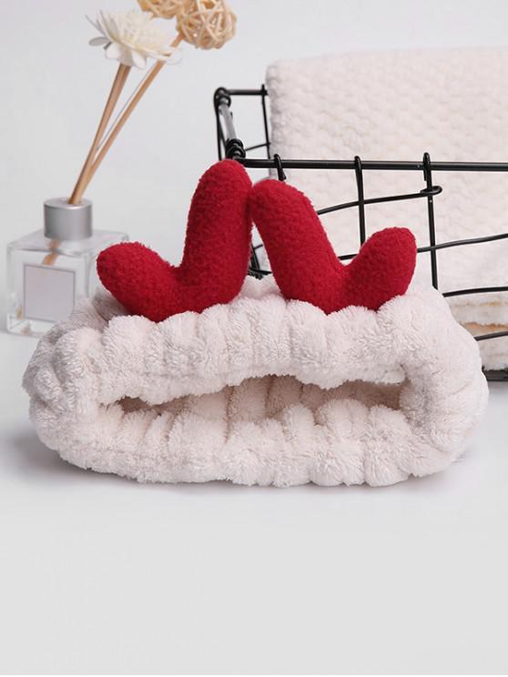 unique Wapiti Design Washing Face Headband - MULTI-A