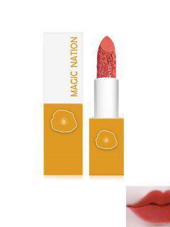 Rouge à LèvresHydratant MotifdeChat EtdeMarguerite - Jaune