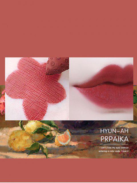 Rouge à LèvresHydratant MotifdeChat etdeMarguerite - Vert  Mobile