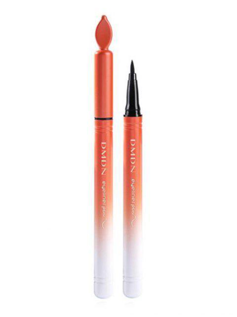 new Smooth Lasting Waterproof Sponge Head Eyeliner Pen - ORANGE  Mobile