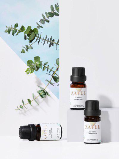 ZAFUL Salvia 10mL 100% Pure Essential Oil - Coffee