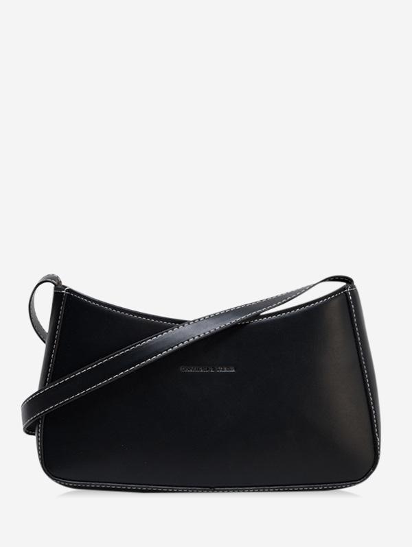 Solid Casual Crossbody Bag