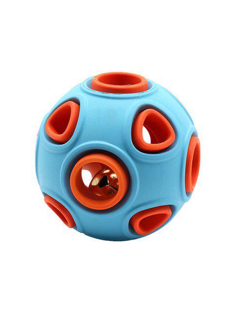 Pet Toy Luminous Training Ball - Blu Denim 8cm Mobile