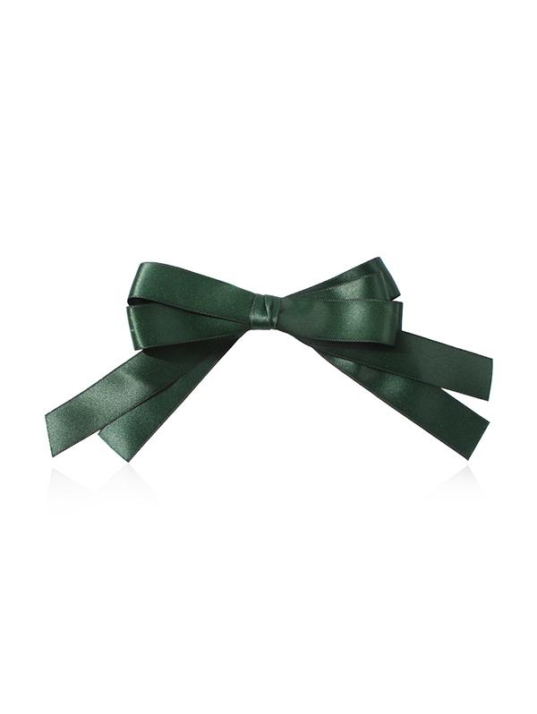 Big Bowknot Solid Hairpin