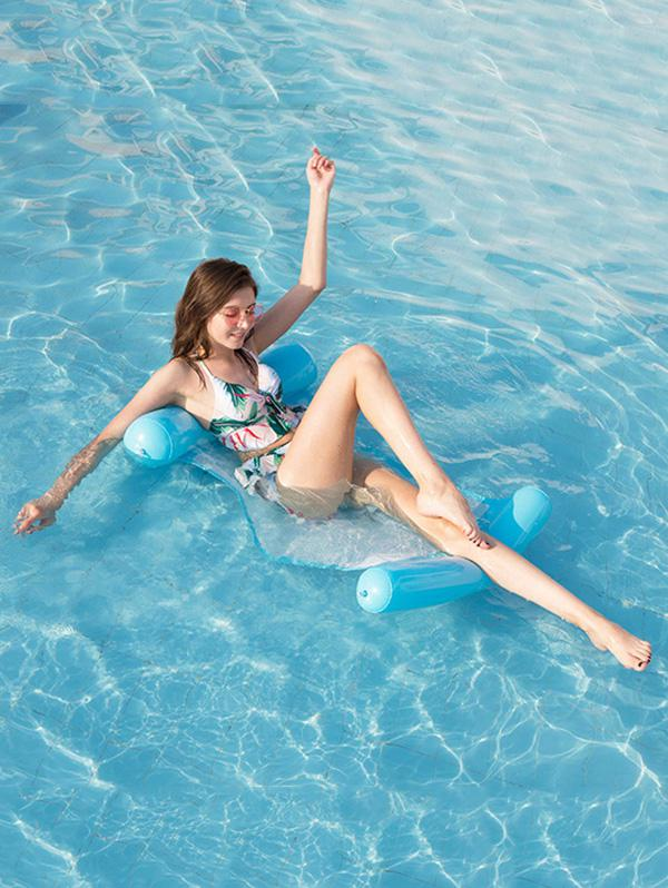 Inflatable PVC Water Floating Mat
