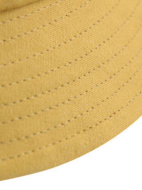 Niedliches Frosch Beiläufiger Bucket Hut - Dunkel gelb  Mobile