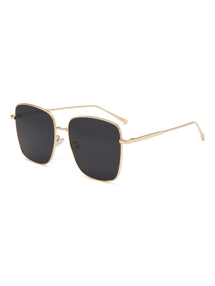 UV400 Unisex Metal Full Frame Sunglasses
