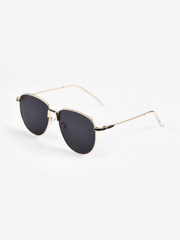 Retro Metal Driving Sunglasses