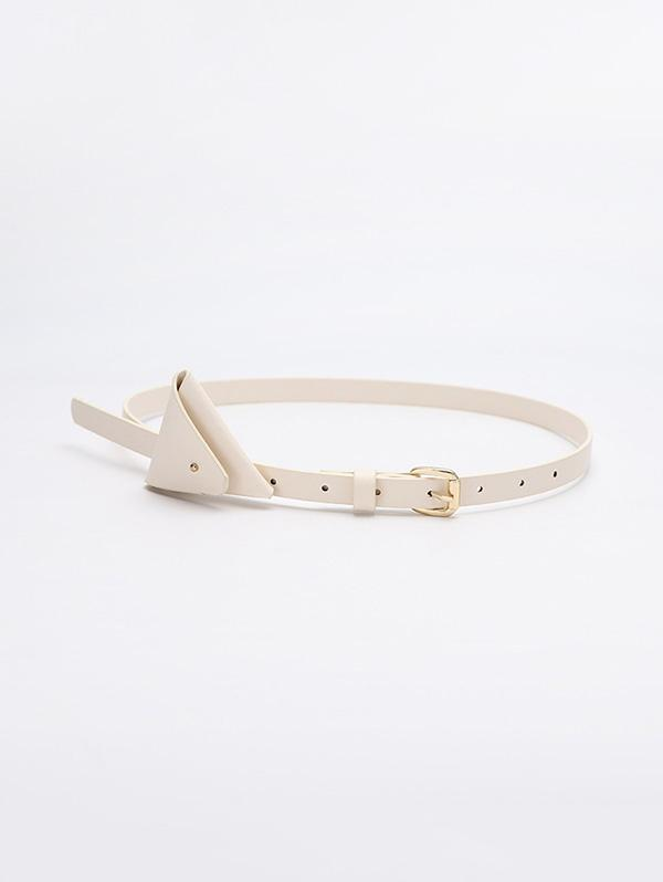 Mini Triangle Bag Waist Belt