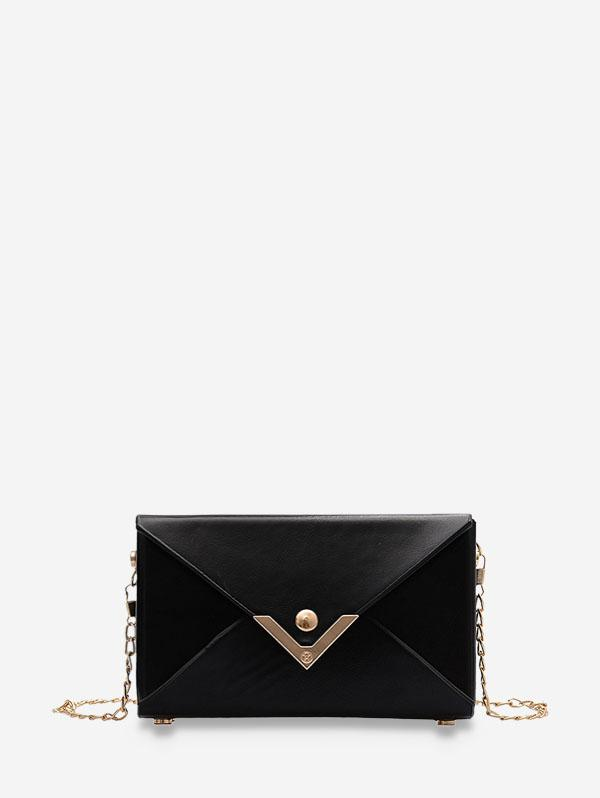 Rectangle Chain Envelope Bag