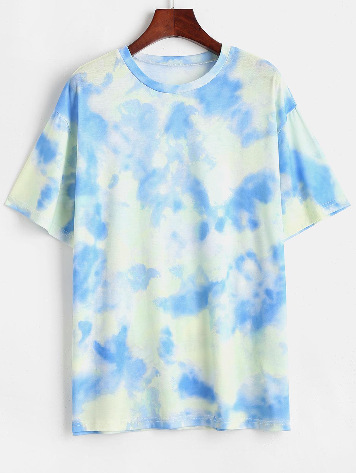 Tie Dye Boyfriend T-shirt