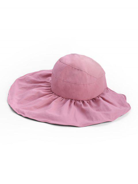 Cappello Regolabile per Berretto da Sole con Gradiente di Esterno - Rosa  Mobile